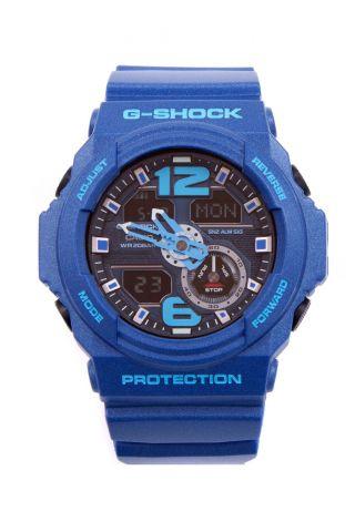 G - Shock Casio Ga - 310 - 2aerarmbanduhr,  Blue/blau_910622 Bild
