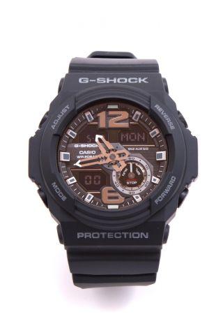 G - Shock Casio Ga - 310 - 1aer Armbanduhr,  Black/silber_910621 Bild