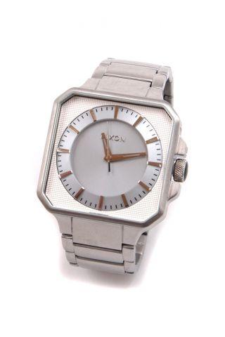 Nixon Platform Armbanduhr,  Silber_93073 Bild