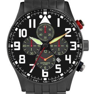 V7s,  Astroavia,  Alarm Chronograph,  Wecker,  Flieger Uhr,  Piloten Uhr Bild