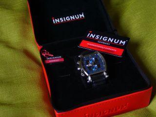 Uhr Armbanduhr Herrenuhr Luxusuhr Insignum Stratos Top Hinkucker Bild
