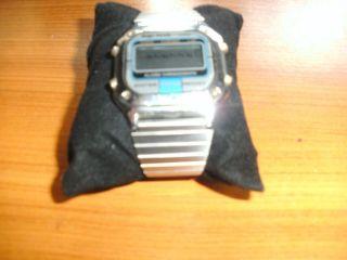 Aus Sammlung Defekte Digi - Tech Alrm Chronograph Retro Herrenuhr Bild