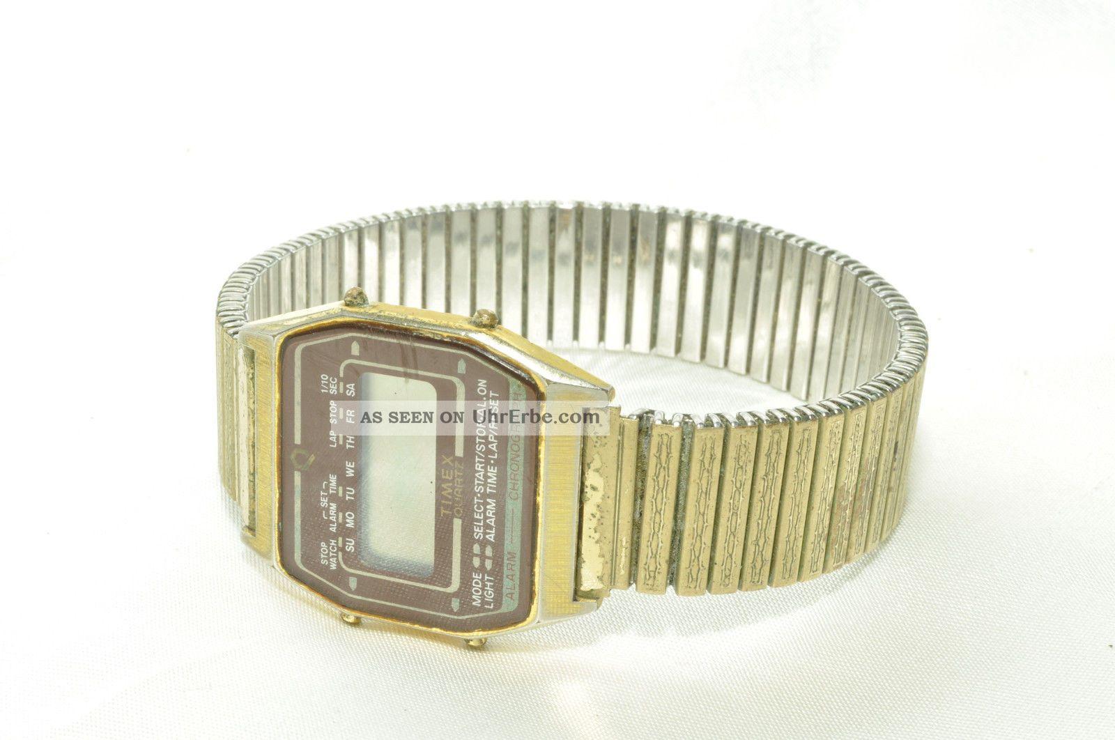 Vintage Timex Digital 11
