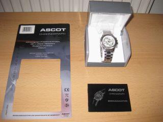 Herrenarmbanduhr Ascot Chronograph - Bild