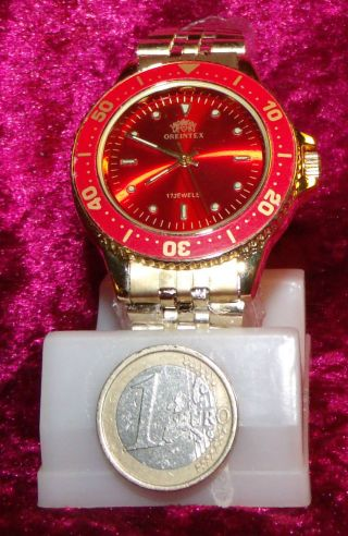 Armbanduhr Oreintex Ungetragenes Neues Sammlerstück Abholung MÖglich O4 Bild
