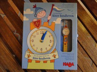 Armbanduhr Ritter Runderum 1881 Haba Hübsch.  Bezaubernd.  Selten. ,  & Ovp Bild