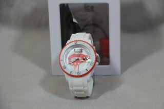 Ice Watch Uhr Armbanduhr Weiß Fmif Summer White Lips Fm.  Ss.  Wel.  U.  S.  11 Bild