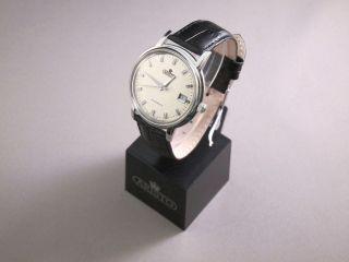 Aristo Uhr 4h101s - Aristocrat,  Automatik,  Edelstahl,  Klassisches Modell Bild
