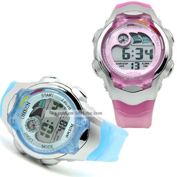 Armbanduhr kinder digital  Ohsen Uhren