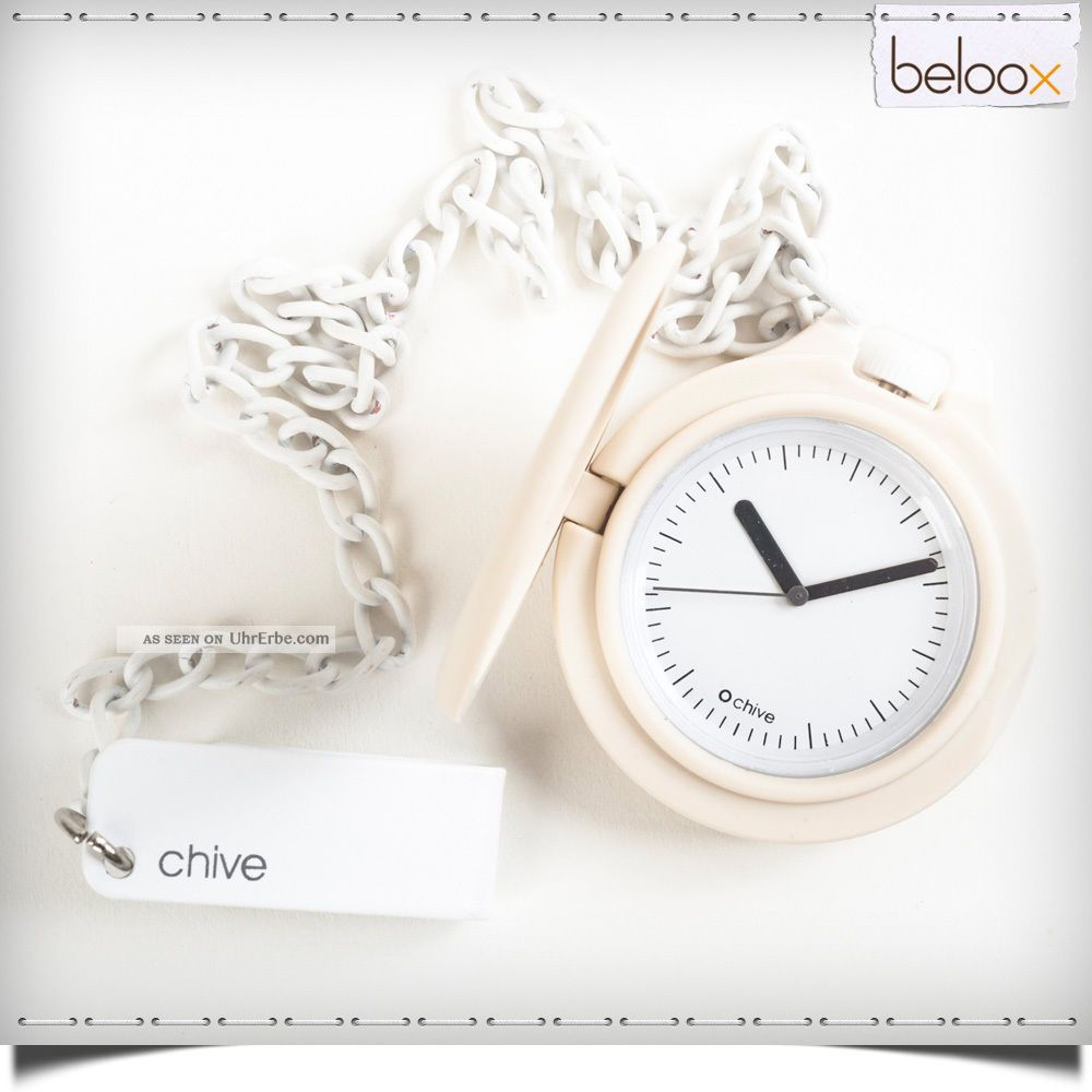 oclock o 39 chive uhr modern taschenuhr o clock o chive. Black Bedroom Furniture Sets. Home Design Ideas