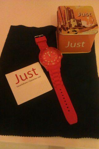 Just Armbanduhr Unisex Bild