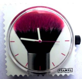 S.  T.  A.  M.  P.  S.  - Uhr - Rouge Bild