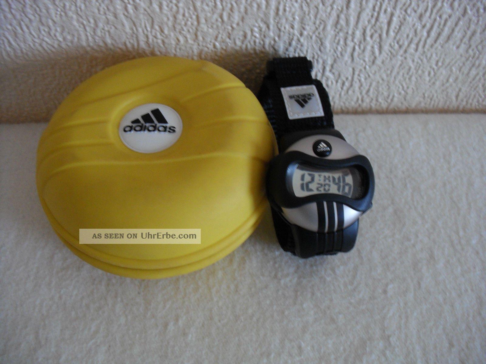 Adidas Lcd Sport Armbanduhr Armbanduhren Bild