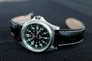 Armbanduhr Trooper Automatik Bild