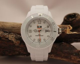 Ice Watch Uhr - Sili Forever Weiß Si.  We.  B.  S.  09 Bild