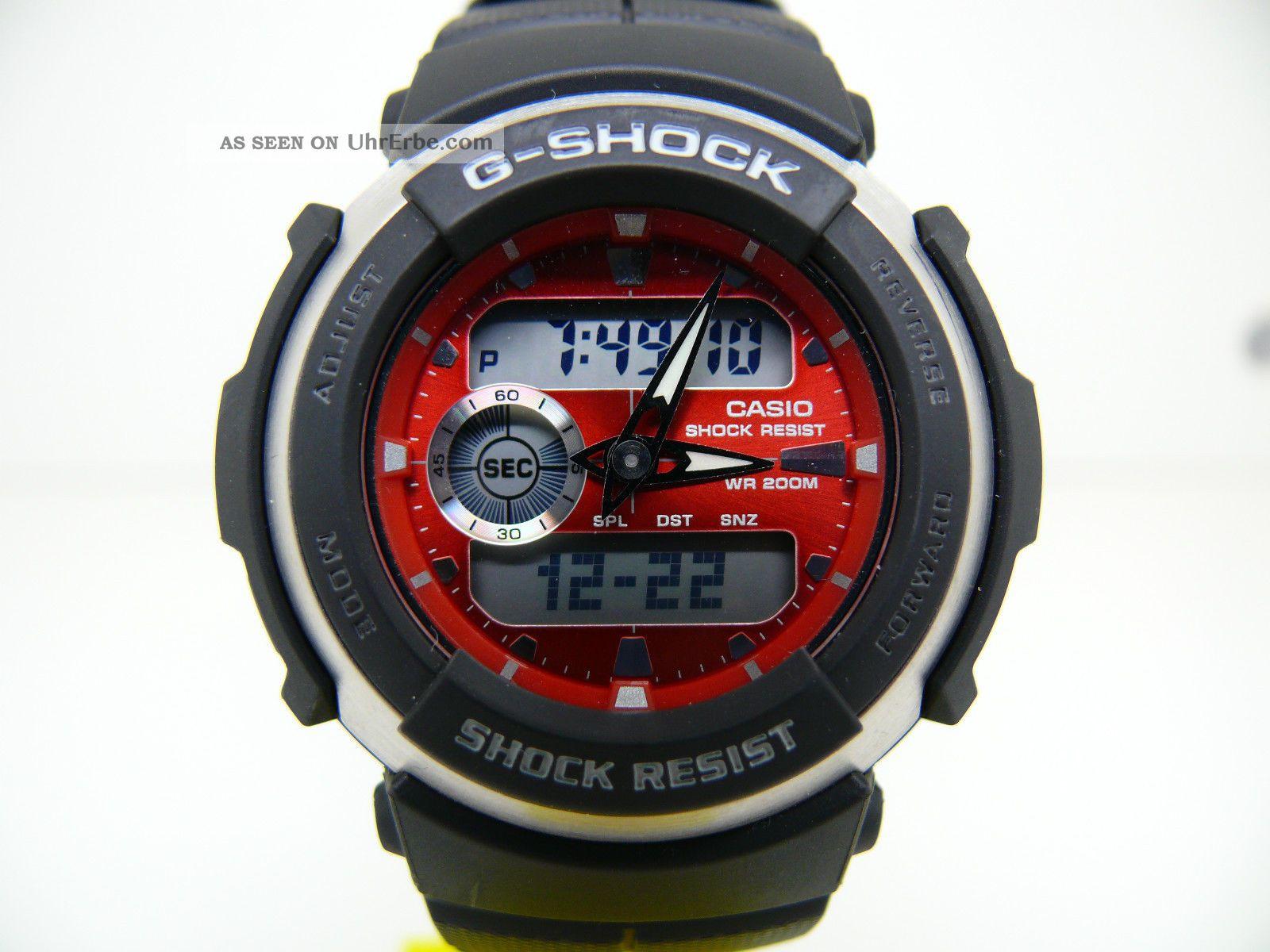 best website 48018 a01fb Casio G - Shock 3750 G - 300 Herren Armbanduhr Chronograph ...