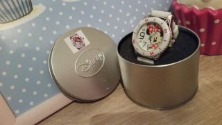 Disney Kinderuhr Elegant Armband Uhr Unisex Uhrenbox Modern Sammler Uhr Mickey Bild