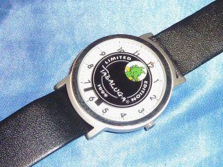 Tabaluga Kinderarmbanduhr Limitiert Armbanduhr Uhr Selten Rar Rarität Bild