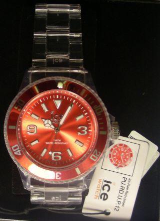 Ice - Watch Big&red Unisex Trendy Groß Verpackung Cool Bild