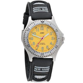 Jobo Kinderuhr Kinderarmbanduhr Uhr Quarz - Analog Kinder Armbanduhr J - 37313 Bild