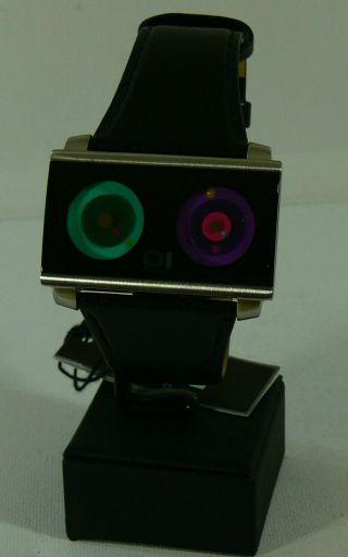 Oi The One Damen&herren - Armbanduhr/ Uhr/ Mod - An05g02/ Analog/ Neu&ovp 12 Bild