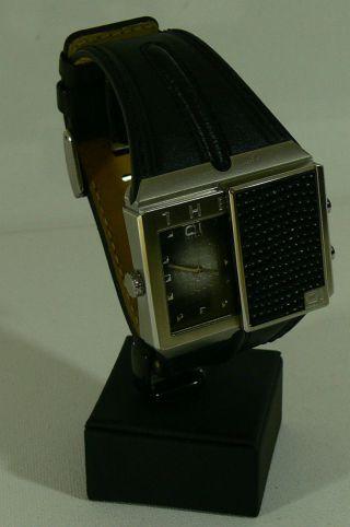 Oi The One Herren - Armbanduhr/ Mod - Sd227r1/ Slider - Analog - Binär/ Neu&ovp 8 Bild