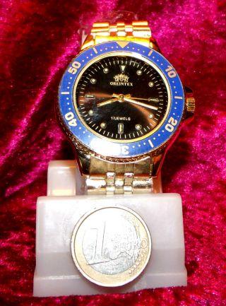 Armbanduhr Oreintex Ungetragenes Neues Sammlerstück Abholung MÖglich O6 Bild