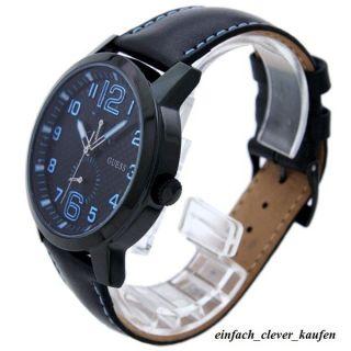 Guess W95111g3 Herrenuhr Uhr Armbanduhr Bild