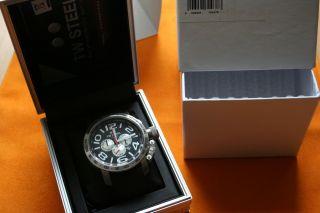 Tw - Steel 48mm Grandeur Tw41 Tw 41 Uhr Armbanduhr Chrono Chronograph Uhr Twsteel Bild