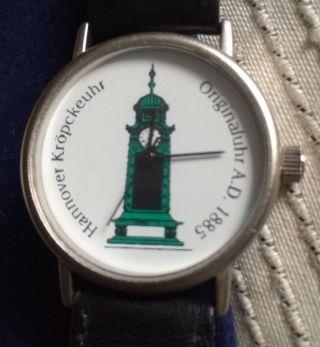 Scs International Armbanduhr Hannover Uhr Sammleruhr Kröpkeuhr Kröpke Uhr Lim. Bild