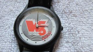 Ichenhausen Disco W3 Armbanduhr Discothek Restaurant Reklame Uhr Bild