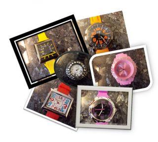 Damen Herren Kind Silikon Armbanduhr,  Mode Uhr Verschiedene Modelle Und Farben Bild