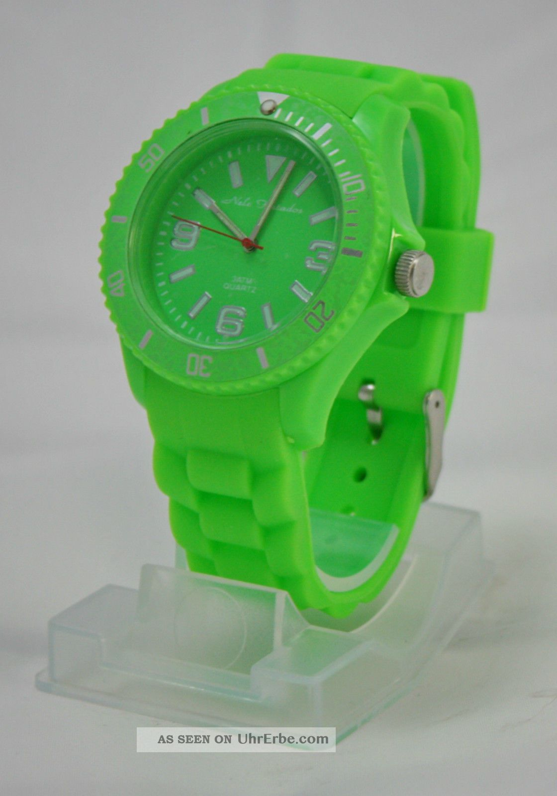 Herren Armbanduhr Fortados Uhr Colorful Silikon World Damen 37mm Nele 5RLq3S4Ajc