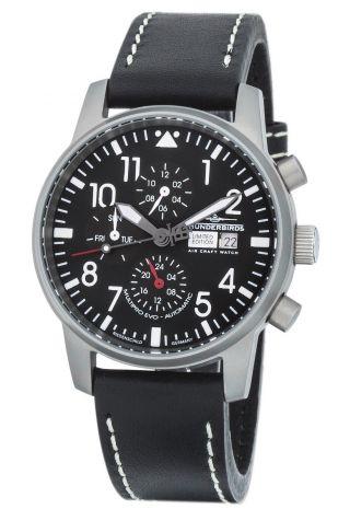 Thunderbirds 1050 - 2 Multipro Automatik Fliegeruhr Herren Uhr Pilot Watch Bild