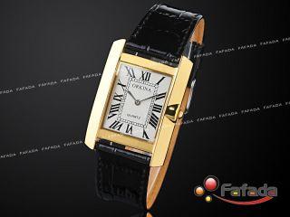 Fafada Orkina Unisex Damen Herren Armbanduhr Quarz Uhr Uhren Slim Design Viereck Bild