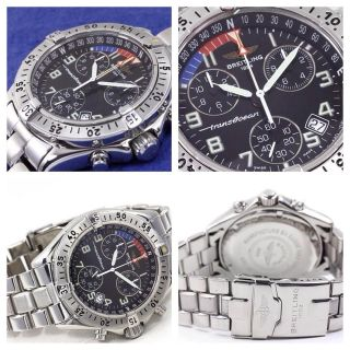 Breitling Colt Series Chrono Colt Transocean A53340.  1 Yacht Timer Countdown 2001 Bild