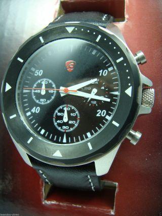 Herren Chronograph Armbanduhr Auriol Bild