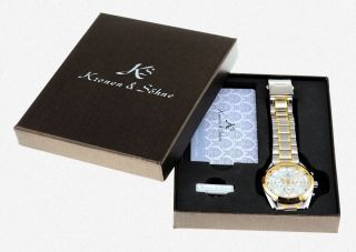 Ks Automatikuhr Golden Armbanduhr Automatik Mechanische Uhr Herrenuhr Geschenk Bild