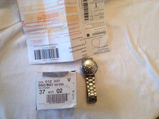 Tempic Herrenuhr Uhr Armbanduhr Analog Edelstahl Mineralglas Und In Ovp Bild