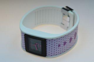 Uranium Watch - Weißes Armband Mit U - Skin Herz 110 - 0001 Bild