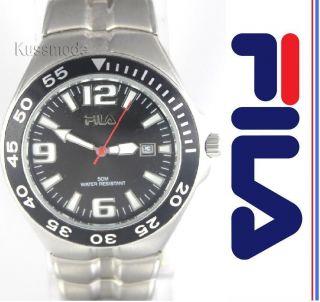 Fila Uhr Fashion Fa589 - 21 Sport Mens Watch Time Art.  252.  154 Bild