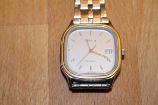 Tissot Seastar Armbanduhr Ca.  1990 Bild