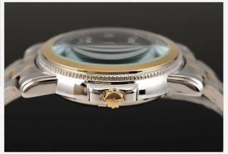 Ks Skelett Armbanduhren Automatik Mechanisch Uhr Herrenuhren Bild