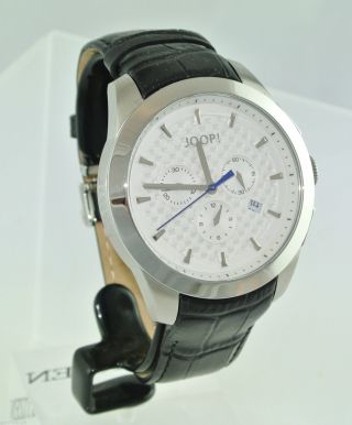 Joop Legend Xl Herren - Armbanduhr - Chronograph / Quarz / Edelstahl Bild