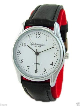 Eichmüller Quartz Herrenuhr Uhr Mens Watch Wristwatch Bild