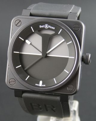 Bell & Ross Br 01 - 92 Horizon Limited Edition Ungetragen Bild