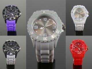 Uhr Armbanduhr Silikon,  Watch,  Uhren Bild
