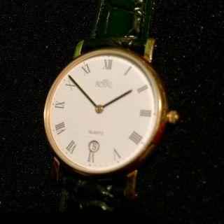 Royal Mit Datum Und Neuem Armband (läuft) Bild