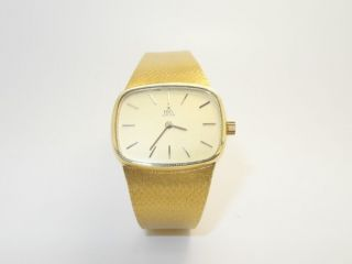 , Vintage,  Ebel Uhr,  66 Gramm Massiv,  750er Gold/18kt. Bild