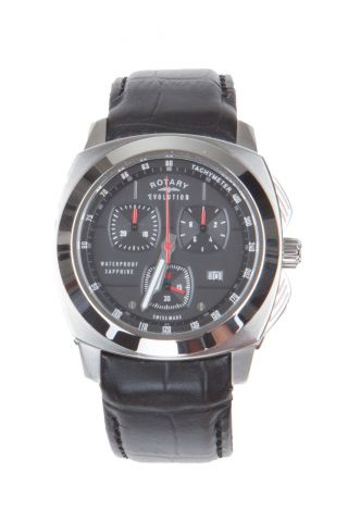 Rotary Armbanduhr Watch Uhr Xl Evolution Chronograph Egs00001/tz1/04 Bild